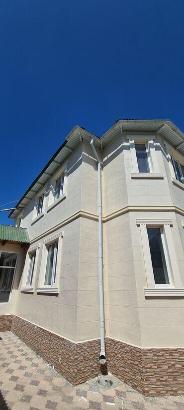 Дома - Кыргызстан: Продается дом 200 кв. м, 5 комнат, Свежий ремонт
