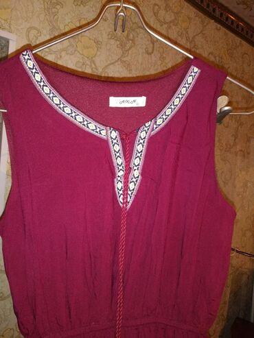 Платье на лето, покупала но не разу не одевала, 46-48 размера
