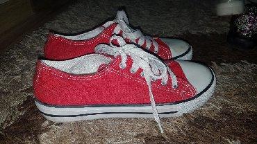 Ženska patike i atletske cipele | Negotin: Starke crvene plitke i roze duboke,vel.39.Cena patika je po paru 500