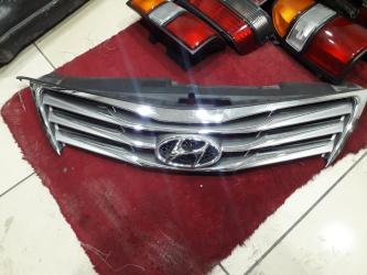 Ehtiyat hissələri və aksesuarlar Şəkida: Hyundai Azera oblisovka