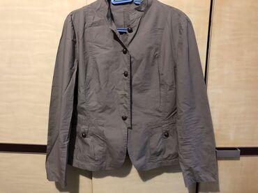 Braon Elegantna jaknica XXL