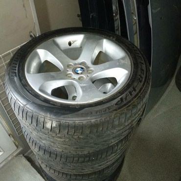 диски на авто в Кыргызстан: Продам диски на BMW наX5R19,E53. Авто разбор на Чапаева