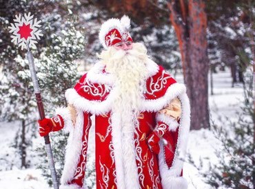 Новогодние утренники, корпоративы и в Бишкек