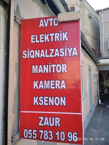 Digər xidmətlər - Azərbaycan: Avtomobilinizi peşakar ustaya emanet edin,ünvan:6cı mikrorayon,Bravo m