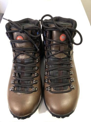 Merrell extra zimske cipele,vodootporne,par puta obuvene,broj 40. - Belgrade