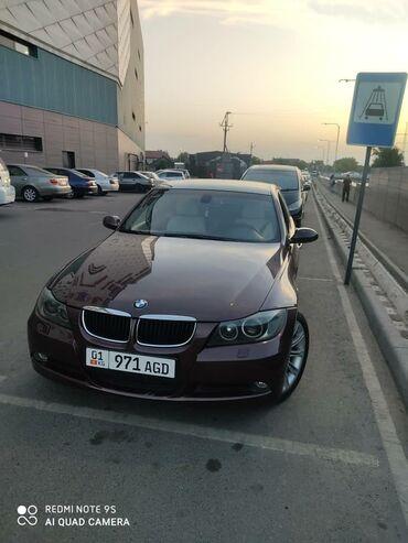 Транспорт - Аламедин (ГЭС-2): BMW 3 series 2 л. 2006