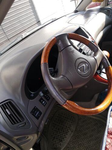 Lexus в Кыргызстан: Lexus RX 3 л. 2001