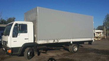 Изготовление тентов на грузовые автомобили в Токмак