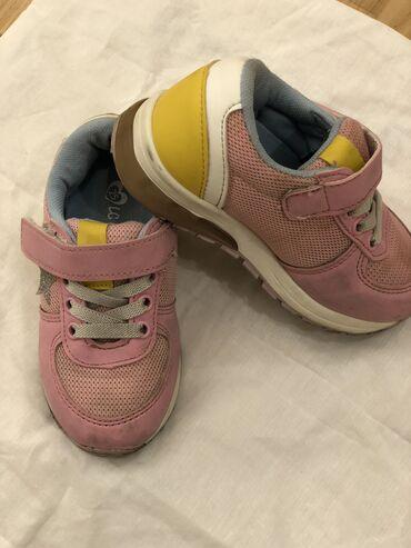 Продаю кроссовки девочкам размер 25. Ношенные конечно