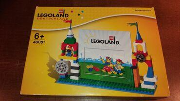 Lego kocke - Srbija: Lego 40081 Legoland Deutschland Foto-ram. Set je neotpakovan. Mislim