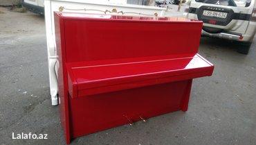 Bakı şəhərində Pianolar - ekskluziv modeller, brend markalar, geniş seçim imkanı!