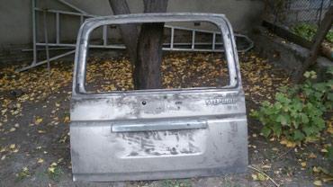 Багажник без стекла степвагон RF3 замки моторчики на месте в Бишкек