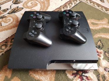 Продаю PS3, 320гб идеально и игры все- 16; pes в Бишкек