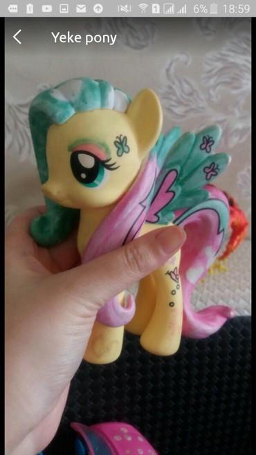 my little pony yumsaq oyuncaqlar - Azərbaycan: Pony oyuncagi