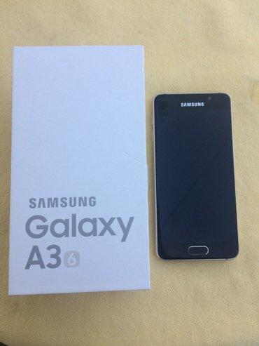 Samsung galaxy a3 2016 telefon u odličnom stanju sa kutijom i opremom, - Novi Banovci