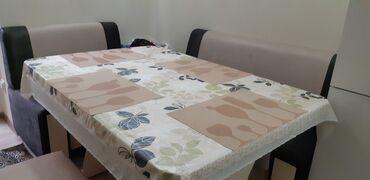 уголок для кухни в Кыргызстан: Срочно продаю кухонный уголок. уголок - 160 × 2, стол -