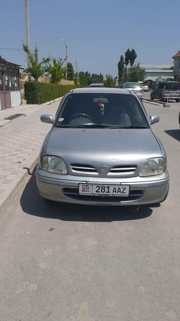 Nissan March 0.9 л. 2000 | 2222222 км