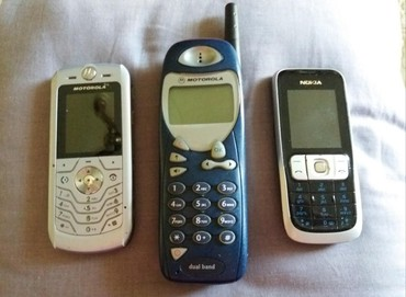 Motorola startac 70 - Srbija: Stari mobilni telefoni retro telefoni1. Nokia 2630, provereno radi ali