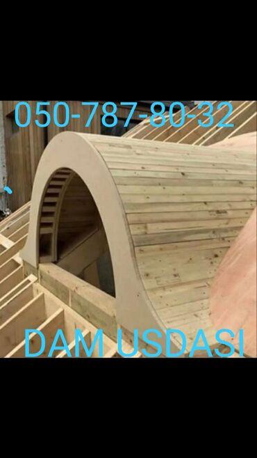 Dam ustaları   Profnastil, Çerepitsa, Tol   Zəmanət, Pulsuz çatdırılma