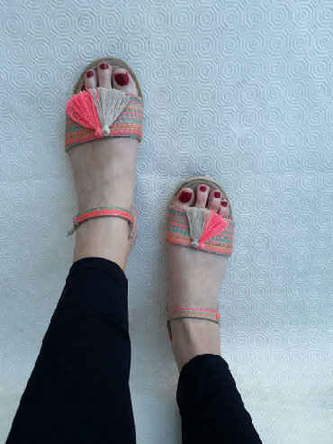 Ženska obuća | Valjevo: Zara - broj 39. Prelepe Zara sandale jako udobne i lagane. Broj 39-