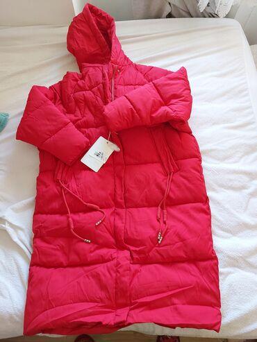 Topla zinska zenska jakna Monte Cervino,velicina L-XXL.Nova sa