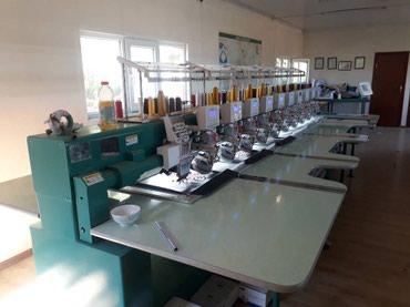Компьютерная вышивальная машинка (компьютерная вышивка)Продается