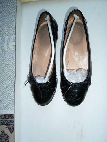 181 oglasa | ŽENSKA OBUĆA: Zenske lakovane baletanke, vrlo malo nosene, izuzetno ocuvane, broj 36