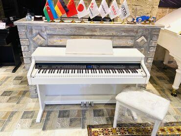 ELEKTRON PIANO DP370.Akustik pianonun səslənməsi ilə müqayisə olunacaq