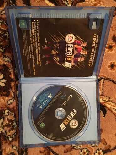 PS4 (Sony Playstation 4) - Azərbaycan: Fifa 18 futbol oyunu
