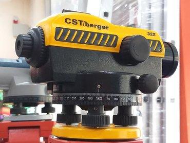 Power tools Nivelir CST 32XHəndəsi nivelirləmə zamanı istifadə olunan