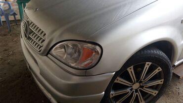 mercedes ml - Azərbaycan: Mercedes-Benz ML 320 3.2 l. 2000 | 224523 km