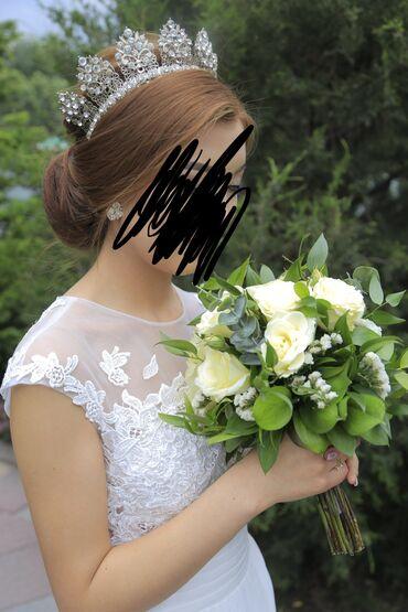 Свадебные платья и аксессуары - Бишкек: Корона  Мини торг