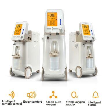 Небулайзер компрессорный омрон бишкек - Кыргызстан: Кислородный концентратор 9f-5awОсобенности: Встроенный пульсоксиметр