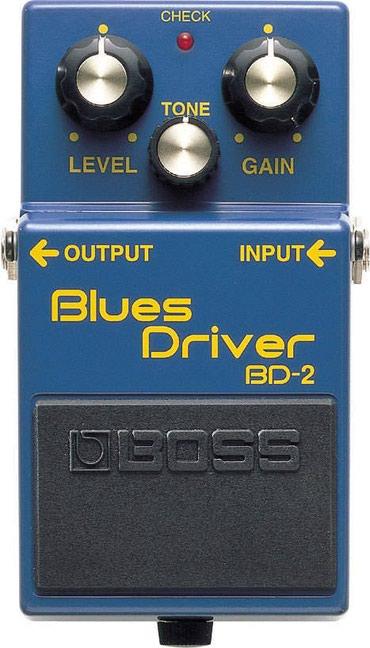 Bakı şəhərində Boss bd-2 pedal yeni