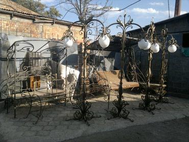 Сварочные работы. Принимаем  заказы в Бишкек