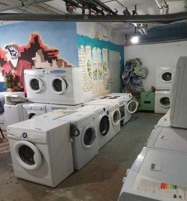 бу стиральная машина автомат in Кыргызстан   СТИРАЛЬНЫЕ МАШИНЫ: Фронтальная Автоматическая Стиральная Машина Samsung 7 кг