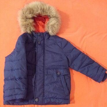 Zimske jakne sa krznom - Srbija: Zimska jaknica iz C&A veličina 92. Krzno sa kape može da se