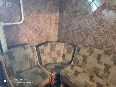 уголок для кухни в Кыргызстан: Продаю кухонный уголок. Требуется небольшой ремонт
