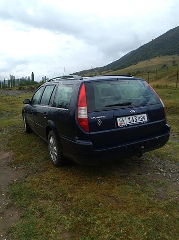 Ford Mondeo 1.8 л. 2003 | 224000 км