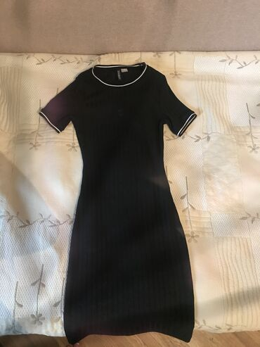 etnik ueslublu donlar - Azərbaycan: Paltar, 36 razmer H&M, 1 defe geyinilib, razmer uygun gelmediyine