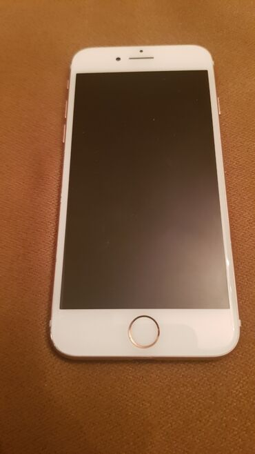 толь цена в бишкеке в Кыргызстан: IPhone 7 | 128 ГБ | Розовое золото (Rose Gold) | Б/У | Отпечаток пальца