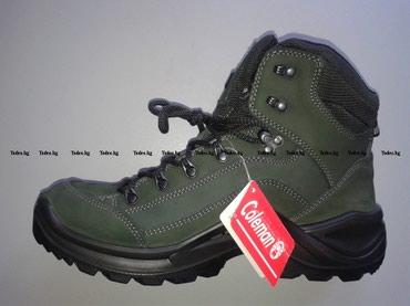только верх в Кыргызстан: Ботинки Coleman (рабочая обувь)Универсальная модель для работы в