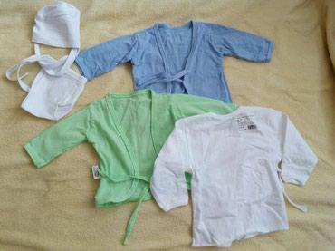 Benkice za bebe novo po 290 din i poklon kapice - Nis