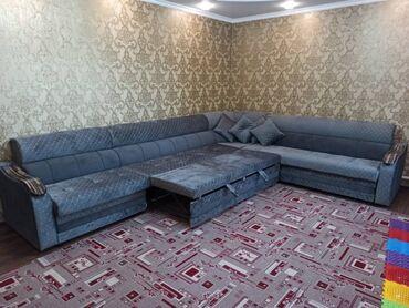 диван др в Кыргызстан: Мягкий мебель, диван, новый размер 3×4
