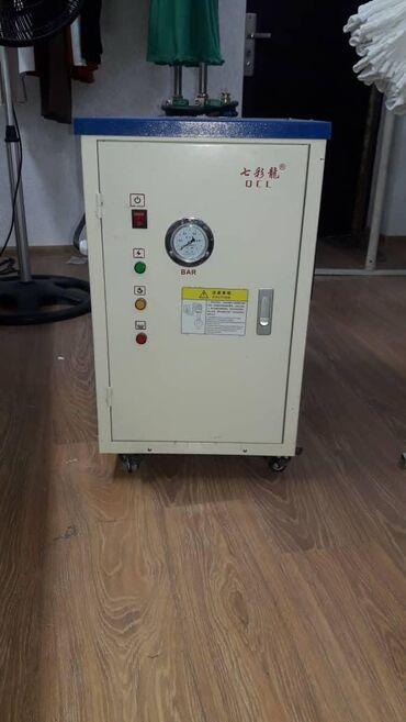 подошва-утюга-inox в Кыргызстан: Продаю парогенератор на два утюга, использовали мало, или меняю на 4
