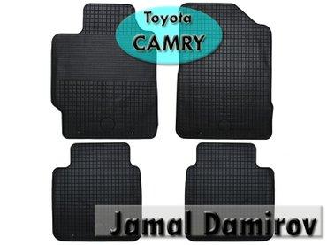 Bakı şəhərində Toyota camry üçün kİng ayaqaltiları. Коврики kİng для
