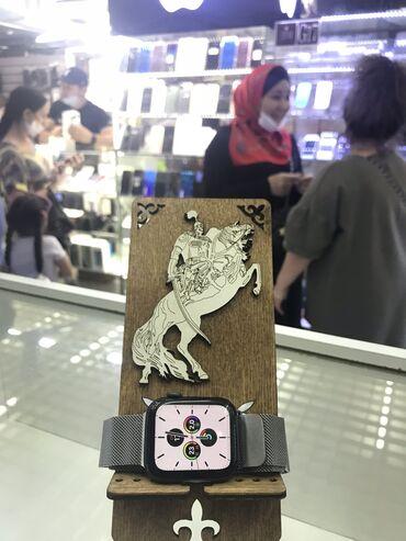 Appl watch 5серия 44размер коробка зарядка имеется состояние как