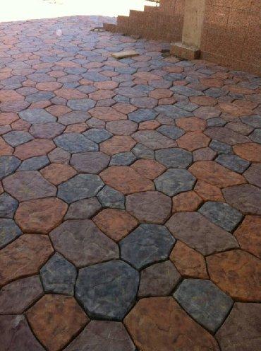 Брусчатка, тротуарная плитка под натуральный камень! Премиум качество