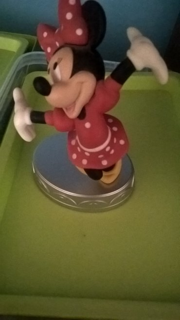 Minnie Mouse statuette from Deagostini's Disney Collection series. σε Αθήνα