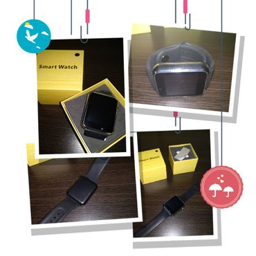 новые! в наличии! умные часы - телефон a1, cмарт часы часы можно в Ош